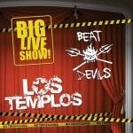 Los Templos vs Beat Devils в Tabula Rasa (Москва) 22 января