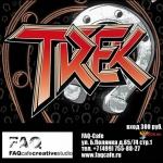 Концерт группы TREK  в FAQ - Cafe 24 июля