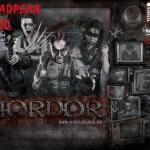 """Накануне выхода концертного DVD, MORDOR даст первый в этом году для столицы концерт в клубе """"Tabula Rasa"""""""